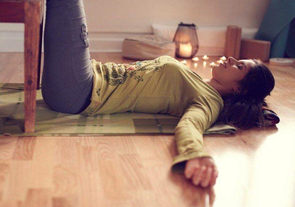 Self Care Sunday – Yin and Restorative Yoga